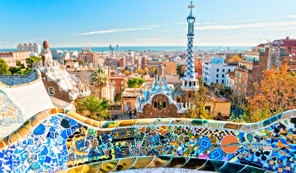 Барселона - градът на Гауди