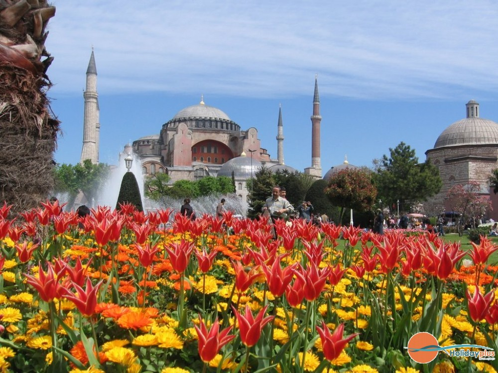 Пролет в Истанбул - феерия от лалета