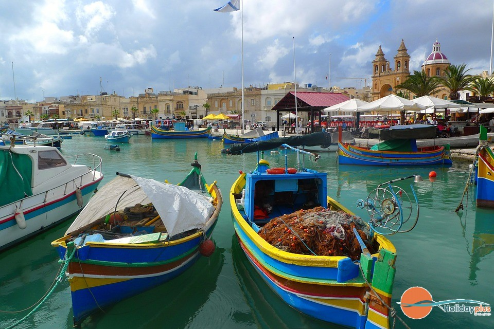 Малта - страна на рицари, малтийски балкони и средиземноморски чар - част 1