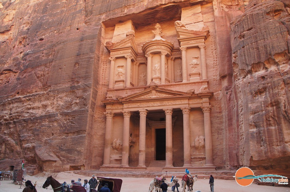 Петра - изгубения град на набатейците - част 1