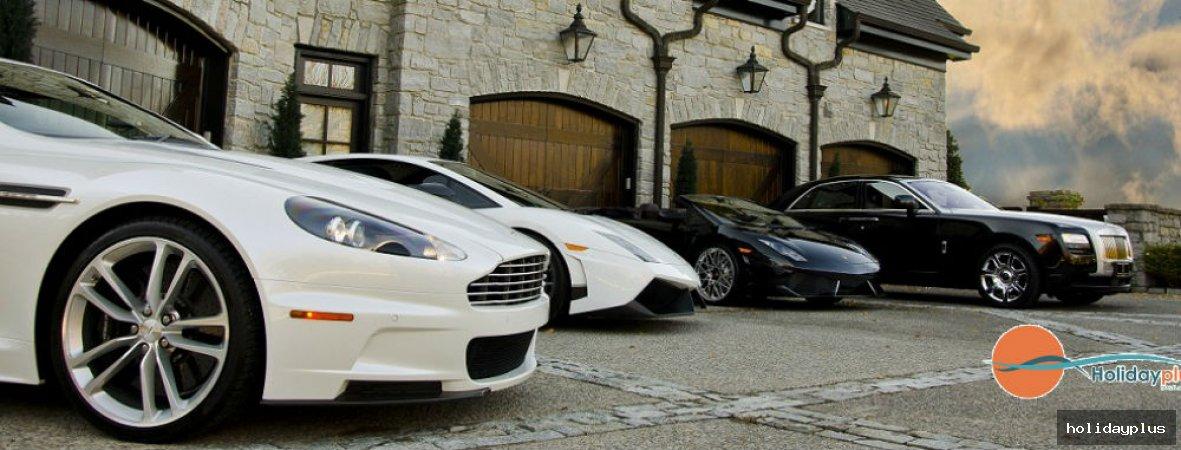 Луксозни коли под наем - за специални случаи