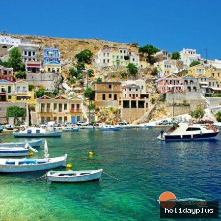 Ваканция на море в Гърция с яхта или катамаран под наем
