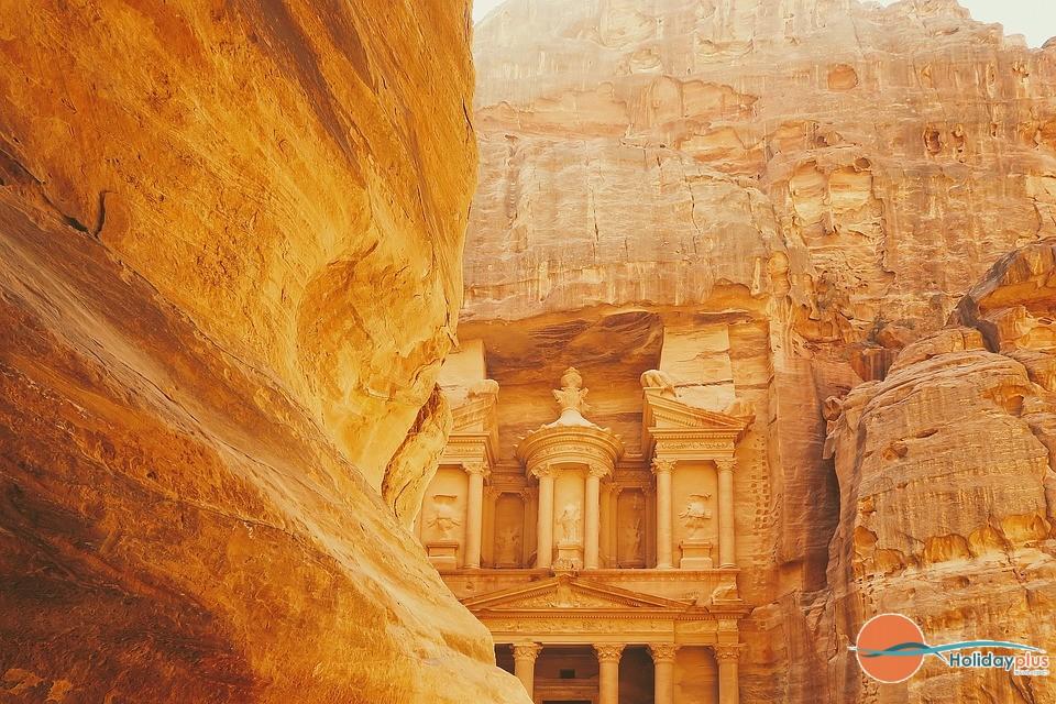Петра - изгубения град на набатейците - част 2