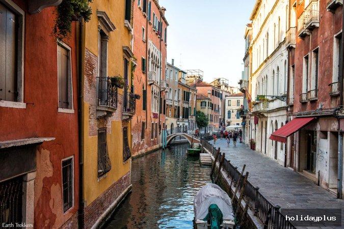 Разходка из Венеция - част 1
