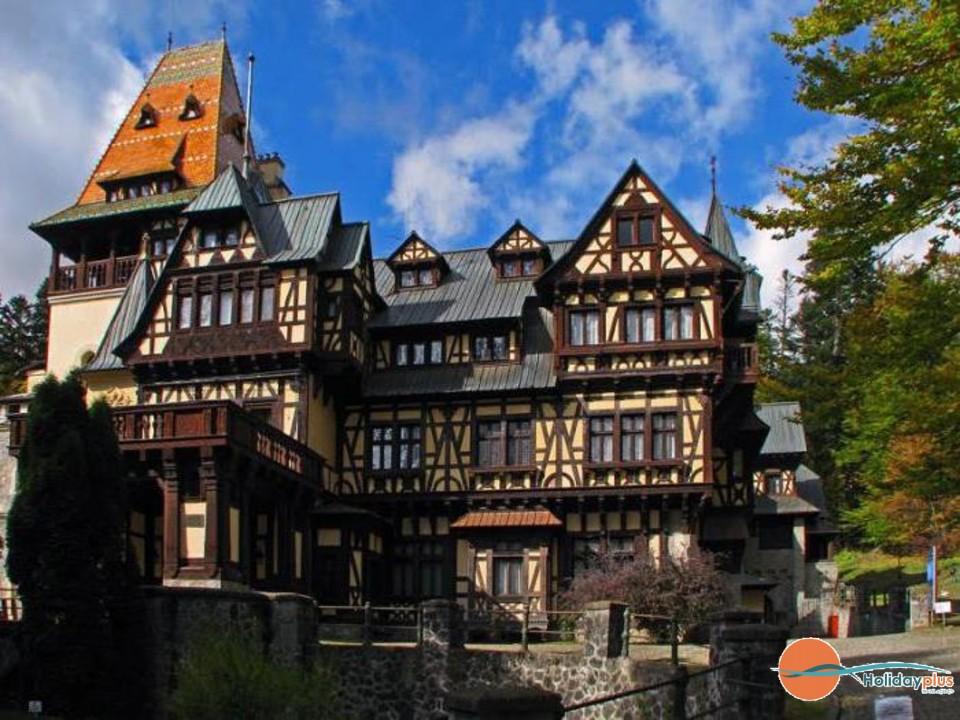 Замъкът Пелишор и румънската кралица Мария -  част 1