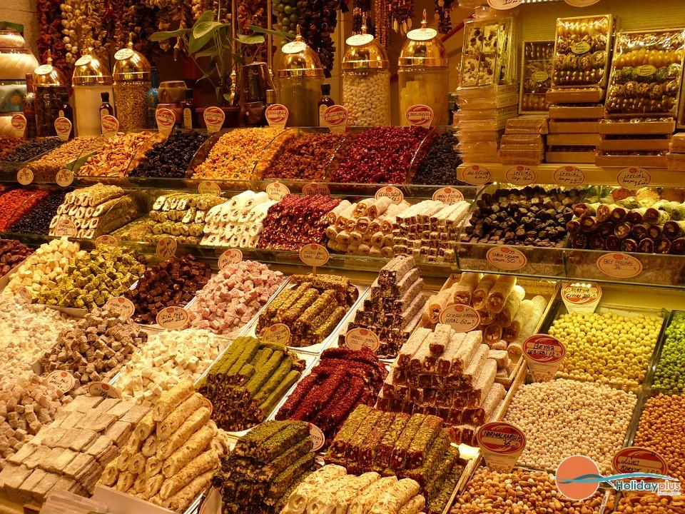 На пазар в Одрин и Лозенград