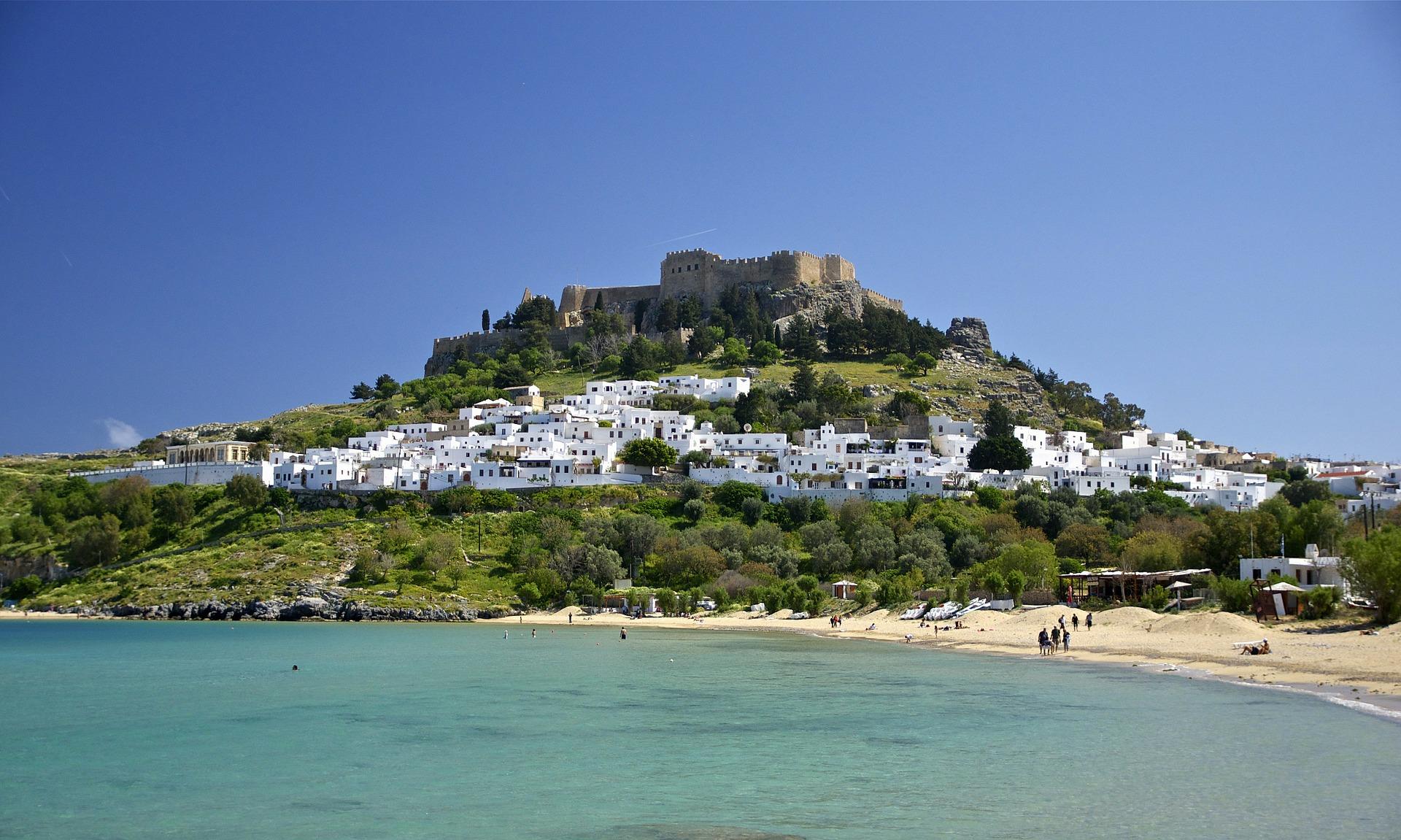 Родос - островът на рицарите и слънцето - част 1