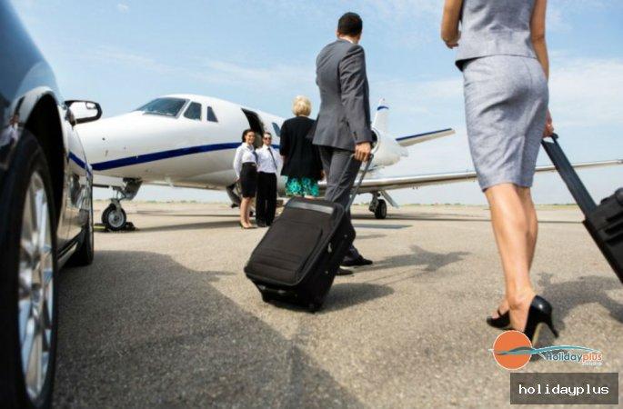 Самолетният трансфер - удобен начин за придвижване от и до летището