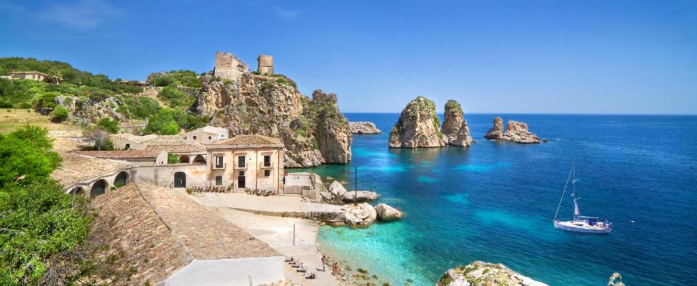 HolidayPLus : Италия               Сицилия от А до Я с полет от Варна