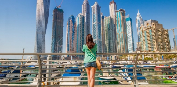 Почивка в Дубай с чартър от Варна