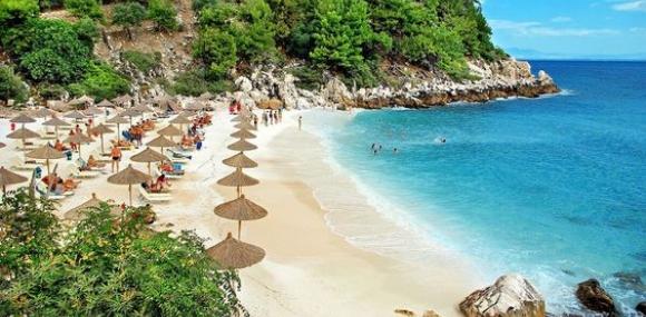 Лятна мини почивка на остров Тасос!!! Отпътуване от Добрич, Варна и Бургас