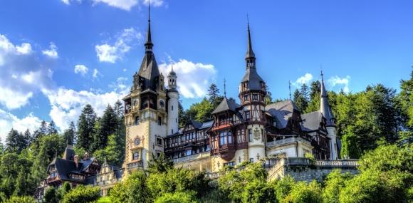 Букурещ / Парламента/–Замъка  на Дракула в Бран –Ръшновска крепост - Брашов-Синая-замъка  Пелеш