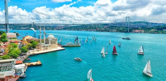 Столица на 3 империи - Истанбул